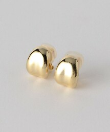 BY 板塊狀 耳環 日本製