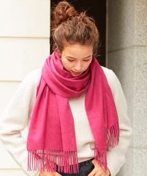 BY∴ 喀什米爾披肩圍巾60×160/圍巾