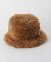 【特別訂製】<GRILLO>絨毛水桶帽
