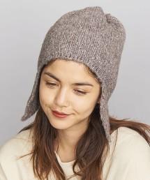 【特別訂製】<GRILLO>蓋耳毛帽
