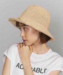 BY 細編織帽