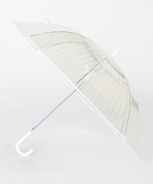 BY 聚氯乙烯 直條紋雨傘