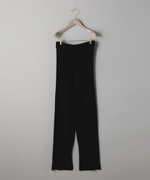SFL 羅紋 開衩長褲