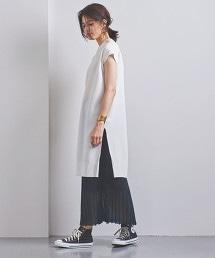 <STYLE for LIVING> 法國袖 針織 洋裝