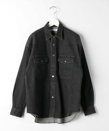 『 BRACTMENT』丹寧布 西部襯衫 2口袋襯衫