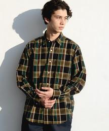 SC 螢光色 寬版 標準領 襯衫 L/S