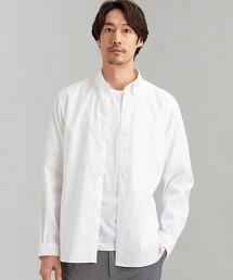 CSM STRC 法國亞麻 釦領 LS 長袖 襯衫