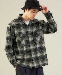 【特別訂製】<PENDLETON>GLR 格紋襯衫