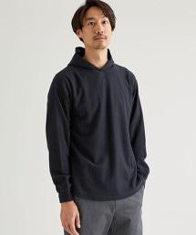 SC 蜂巢樣式 連帽上衣 LS / 連帽T恤