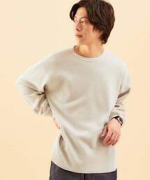 ★ GLR/ lab 水洗 蜂巢樣式 圓領 T恤