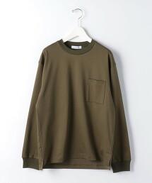 SC 防撕裂布料 圓領 長袖 T恤 日本製