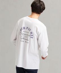 特別訂製 [ PAYDAY] SC PAYDAY LOGO 印花 Tee 長袖T恤