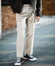 ☆ 【 時尚卡其褲 】彈性斜紋織 MODERN FIT 卡其褲 #