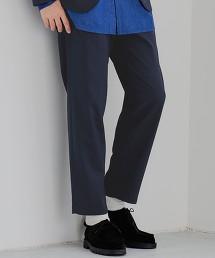 可水洗 ECO 嗶嘰 2摺 多用途長褲 可成套 < 機能性 / 彈性 >