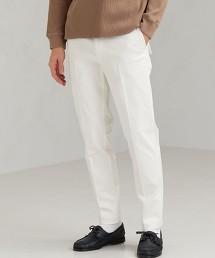 NM ◆色丁布合身俐落長褲 ♯
