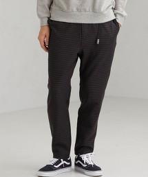 特別訂製[ WILD THINGS ]SC GLR 法蘭絨 狩獵俱樂部格紋 長褲