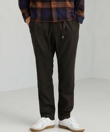特別訂製 [ GRAMICCI ] SC GLR 粗紡 錐形褲 #