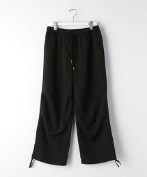 【 WEB限定 】[ GLR/ -or ] 雙摺 氣球褲 輕便寬褲 < 可成套 >