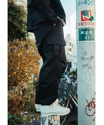 【 WEB限定 】[ GLR/ -or ] 寬版 輕便褲 工作褲 < 可成套 >