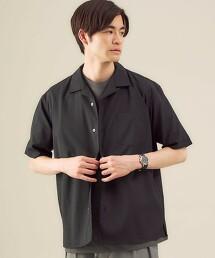 < 機能 / 彈性・可機洗 > TW 可手洗 開領襯衫#