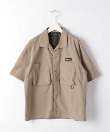 [ WILD THINGS ] WILD THINGS 尼龍露營短袖襯衫