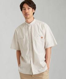特別訂製 [ UNIVERSAL OVERALL ]  直條紋襯衫  OUTLET商品