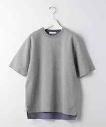 CSM 雙層紗圓領短袖T恤