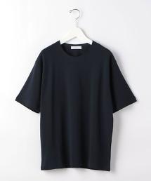 SC  起伏針 無領 短袖 T恤