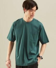 < 機能性 / 抗菌 >CM Clean 有機棉 羅馬布圓領T恤