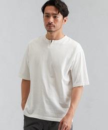 【先行預購】MC ASUTEX G/DYE 缺口領短袖T恤
