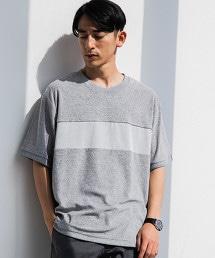 MC ACT-DRY 拉絨縫骨 圓領 SS T恤 <機能性材質 / 吸水速乾>