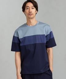 CSM 羅馬布 色塊 短袖 T恤