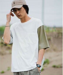 <green label relaxing>Clean 圓領T恤