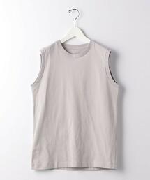 < 機能 / 吸水速乾 > Livelihood Dry 無袖T恤