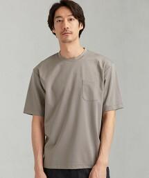 CM 高密織 羅馬布 圓領 短袖 T恤 日本製