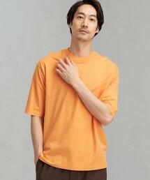 SC ☆ LOTUS  圓領 5分袖 T恤 #  日本製