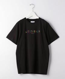 [ Saturdays NYC ] SC ★ Saturdays NYC Color Stencil 短袖T恤