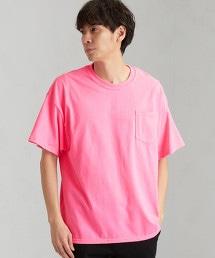 【先行預購】[ONEITA]SC ONEITA 螢光口袋T恤