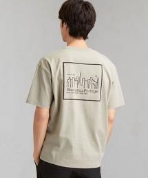 特別訂製 Manhattan Portage 天際線LOGO T恤