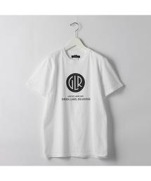 SC TW★GLR/LOGO FRNT T恤 日本製
