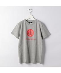 SC TW★GLR/LOGO FRNT/G T恤 日本製