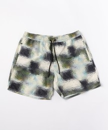 [ Saturdays NYC ] Saturdays NYC Timothy Glass Print Swim Short