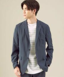 ◆ < 機能 / 彈性 > CM TR亞麻 NT 2B 休閒西裝外套 #