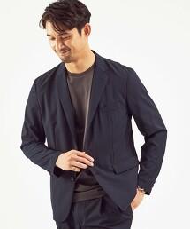 < 機能 / 可機洗・彈性 > CM ◆ TW 可手洗 輕薄素材 NT 2B 西裝外套