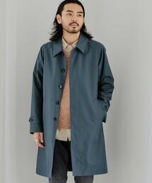 CSM TC 斜紋織 防潑水 寬鬆剪裁 巴爾瑪肯領大衣 < 機能性材質 / 防潑水>