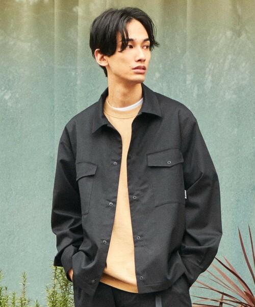 特別訂製 [ GRAMICCI ] GLR RENU TW CPO 襯衫式夾克