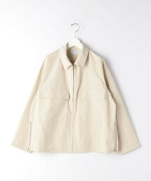 【 WEB限定 】[ GLR/ -or ] 側拉鍊 府绸 夾克 < 可成套 >