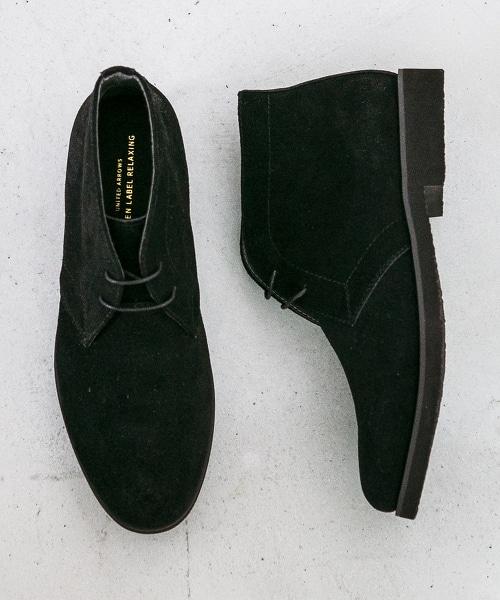 SC GLR 麂皮 查卡靴