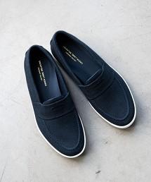 SC GLR 聚酯纖維帆布樂福鞋