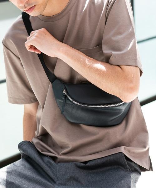 CM GLR 皮革 腰包 / 肩背包
